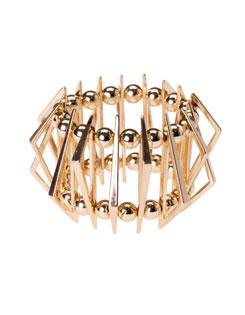 brazalete metal stradivarius