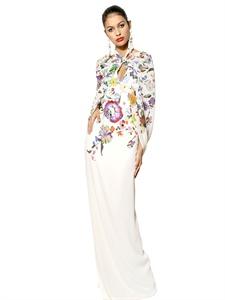 Etro vestido blanco
