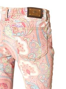 pantalón paisley Etro
