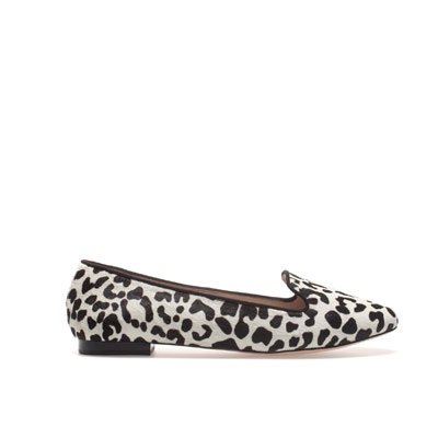 Slipper leopardo Zara