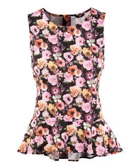 top floral H&M