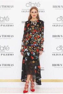 gaj679-l-610x610-dress-maxi+dress-floral-flowers-olivia+palermo-pumps-shoes-floral+maxi+dress